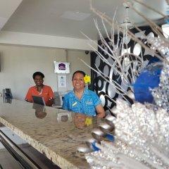 Отель Hexagon International Hotel Фиджи, Вити-Леву - отзывы, цены и фото номеров - забронировать отель Hexagon International Hotel онлайн спортивное сооружение