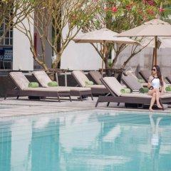 Отель True Siam Phayathai Hotel Таиланд, Бангкок - 1 отзыв об отеле, цены и фото номеров - забронировать отель True Siam Phayathai Hotel онлайн бассейн фото 2