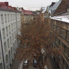 Отель Нобилис Львов балкон