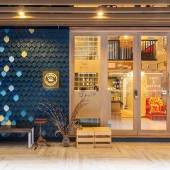 Kinnon Hostel Бангкок гостиничный бар