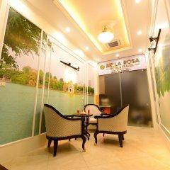 Отель Bella Rosa Hotel Вьетнам, Ханой - отзывы, цены и фото номеров - забронировать отель Bella Rosa Hotel онлайн в номере фото 2