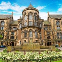Hilton Glasgow Grosvenor Hotel фото 8