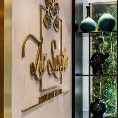 Отель La Suite Boutique Hotel Албания, Тирана - отзывы, цены и фото номеров - забронировать отель La Suite Boutique Hotel онлайн интерьер отеля