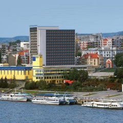 Гостиница Словакия пляж