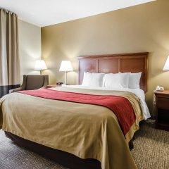 Отель Comfort Inn Louisville комната для гостей фото 5