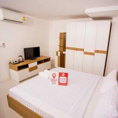 Отель Nida Rooms Ladprao Plaza 189 Таиланд, Бангкок - отзывы, цены и фото номеров - забронировать отель Nida Rooms Ladprao Plaza 189 онлайн комната для гостей фото 3