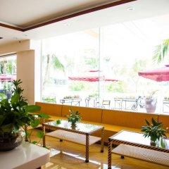 Отель Tuan Chau Marina Hotel Вьетнам, Халонг - отзывы, цены и фото номеров - забронировать отель Tuan Chau Marina Hotel онлайн интерьер отеля