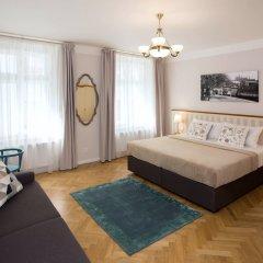 Отель SeNo 6 Apartments Чехия, Прага - отзывы, цены и фото номеров - забронировать отель SeNo 6 Apartments онлайн комната для гостей фото 5