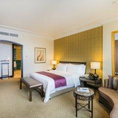Sheraton Grande Sukhumvit, Luxury Collection Hotel, Bangkok комната для гостей фото 10
