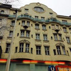 Pension Hotel Mariahilf балкон