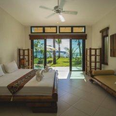 Отель Luxury Beach Front Noble House Villa комната для гостей фото 3