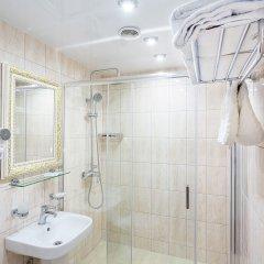 Отель Сан-Ремо Москва ванная