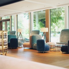 Отель Jugend- und Familienhotel Augustin Мюнхен интерьер отеля