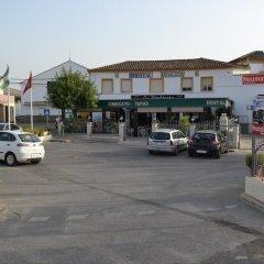 Отель Hostal Andalucia парковка