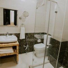 Отель Viva Boutique Азербайджан, Баку - 3 отзыва об отеле, цены и фото номеров - забронировать отель Viva Boutique онлайн ванная фото 2