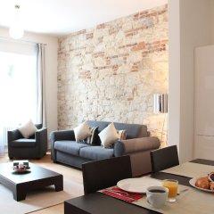 Апартаменты MH Apartments River Prague комната для гостей фото 4