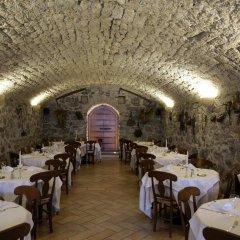 Отель Residence Antico Crotto Порлецца питание