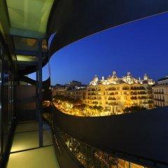 Отель Suites Avenue Испания, Барселона - отзывы, цены и фото номеров - забронировать отель Suites Avenue онлайн балкон