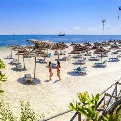 Отель Hasdrubal Thalassa And Spa Сусс пляж