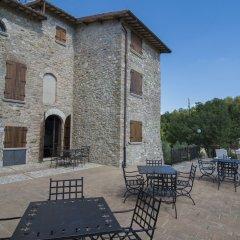 Отель Il Castello Di Perchia Сполето помещение для мероприятий фото 2