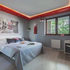 Апартаменты P&O Apartments Fabryczna 3 комната для гостей