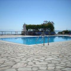 Отель Belvedere Корфу бассейн фото 2