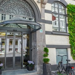Отель Best Western Hotel Hebron Дания, Копенгаген - 2 отзыва об отеле, цены и фото номеров - забронировать отель Best Western Hotel Hebron онлайн вид на фасад
