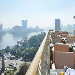 Отель Novotel Cairo El Borg балкон