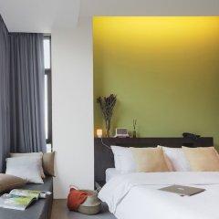 Отель Muslim Home 2 Таиланд, Бангкок - отзывы, цены и фото номеров - забронировать отель Muslim Home 2 онлайн комната для гостей фото 3