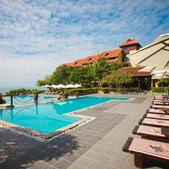 Отель Romana Resort & Spa бассейн фото 3