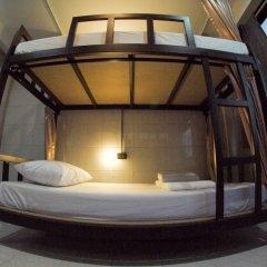 Отель Bed De Bell Hostel Таиланд, Бангкок - отзывы, цены и фото номеров - забронировать отель Bed De Bell Hostel онлайн комната для гостей фото 3