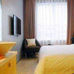 Отель Colour Inn - She Kou Branch Китай, Шэньчжэнь - отзывы, цены и фото номеров - забронировать отель Colour Inn - She Kou Branch онлайн комната для гостей фото 3