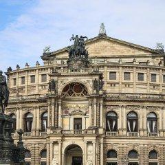 Отель Bülow Palais Германия, Дрезден - 3 отзыва об отеле, цены и фото номеров - забронировать отель Bülow Palais онлайн городской автобус