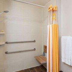 Отель La Quinta Inn & Suites New York City Central Park ванная