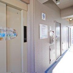 Super Hotel Hakata Хаката интерьер отеля фото 2