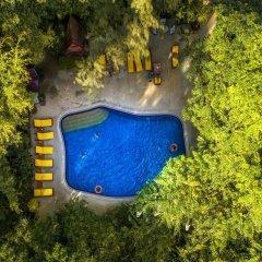 Отель Tropica Bungalow Resort бассейн фото 2