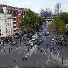 Отель Hipotel Paris Printania Maraîchers балкон