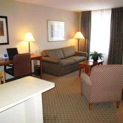 Отель Staybridge Suites Columbus-Airport комната для гостей фото 3