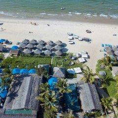 Отель Yellow Daisy Villa пляж