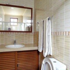 Отель Hulhumale Inn Мальдивы, Северный атолл Мале - отзывы, цены и фото номеров - забронировать отель Hulhumale Inn онлайн ванная фото 2