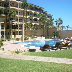 Отель Beachfront Las Olas 2bdr Condo бассейн