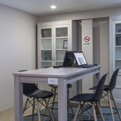 Holiday Inn Hotel And Suites Zona Rosa Мехико балкон