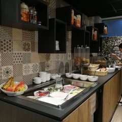 Отель Inner Amsterdam питание