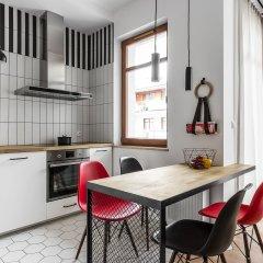 Апартаменты Dom&House-Apartments Neptun Park Premium в номере