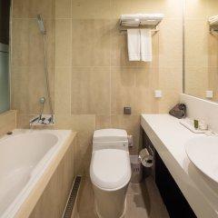 Отель Mercure Ambassador Seoul Gangnam Sodowe ванная