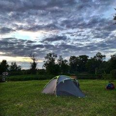 Отель Ok-Reka - campsite Звенигород