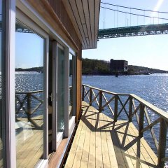 Best Western Plus Hotel Waterfront Göteborg (ex. Novotel) Гётеборг балкон
