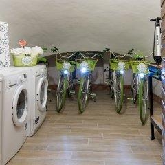 Отель Bed&BikeRome Rooms спа