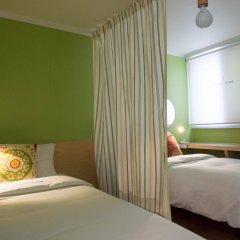 Отель Travel Monster Южная Корея, Сеул - отзывы, цены и фото номеров - забронировать отель Travel Monster онлайн комната для гостей фото 2
