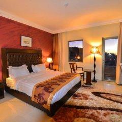 Отель P Quattro Relax Hotel Иордания, Вади-Муса - отзывы, цены и фото номеров - забронировать отель P Quattro Relax Hotel онлайн комната для гостей фото 4